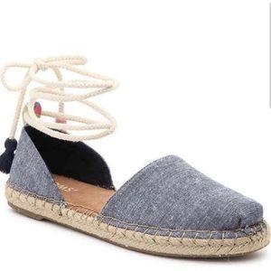 NWT Toms Katalina Espadrille sandals